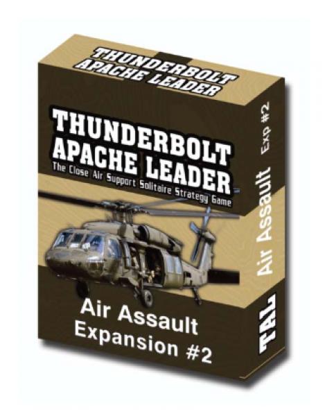 Thunderbolt-Apache Leader: Expansion 2 - Air Assault
