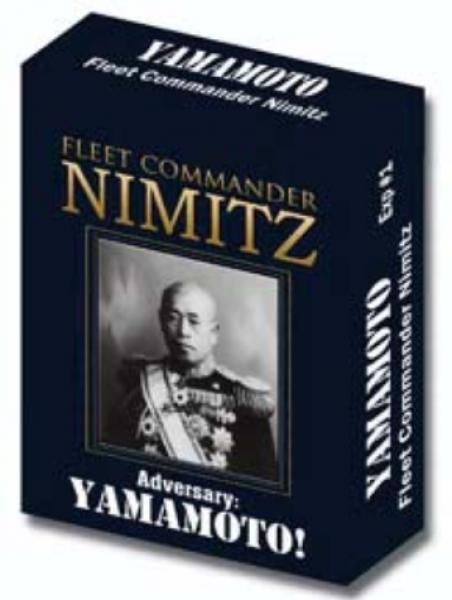 Fleet Commander: Nimitz Expansion 1 - Yamamoto