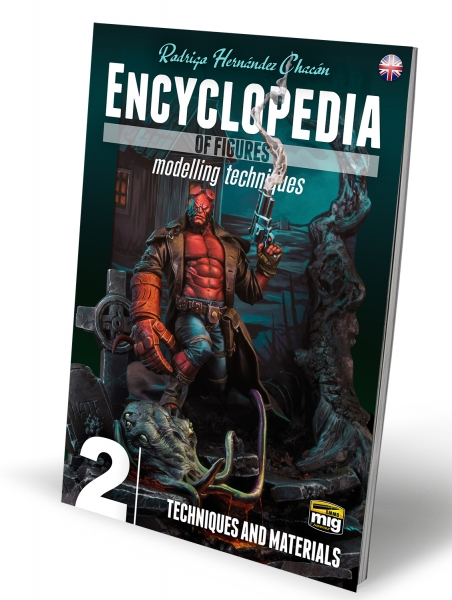 AMMO: Encyclopedia of Figures - Modelling Techniques Vol. 2