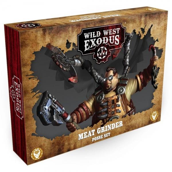 Wild West Exodus: Meatgrinder Posse