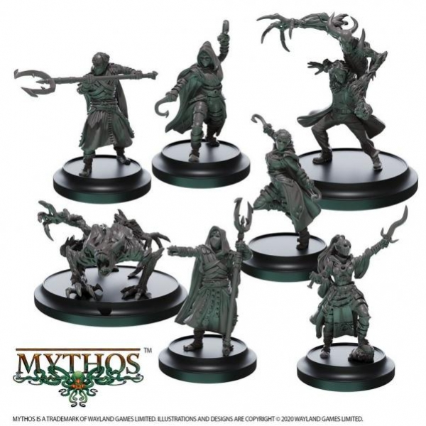 Mythos: Path of Chronozon Faction Starter Set