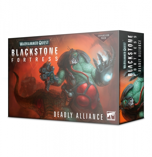 Warhammer Quest: Blackstone Fortress - Deadly Alliance