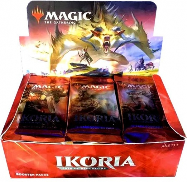 Magic the Gathering: Ikoria - Lair of Behemoths Booster Pack (1)