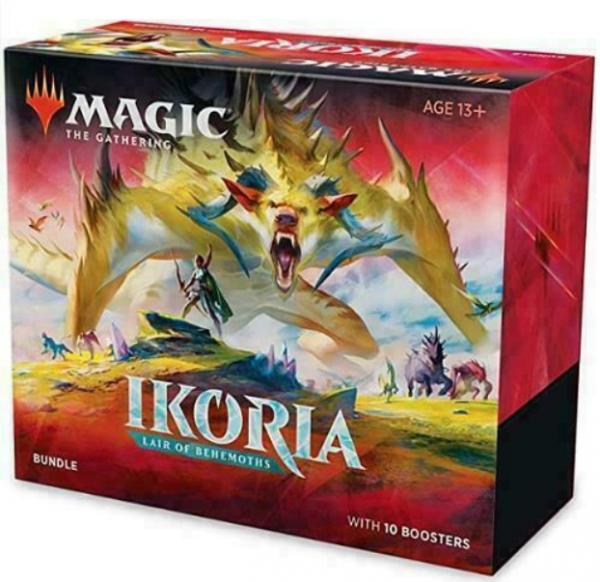 Magic the Gathering: Ikoria - Lair of Behemoths Bundle Pack