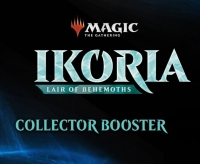 Magic The Gathering: Ikoria - Lair of Behemoths Collector Booster Pack (1)