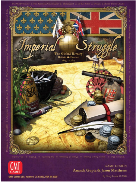 Imperial Struggle [2nd Edition]