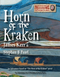 Fate of the Norns Ragnarok RPG: Horn of the Kraken Adventure