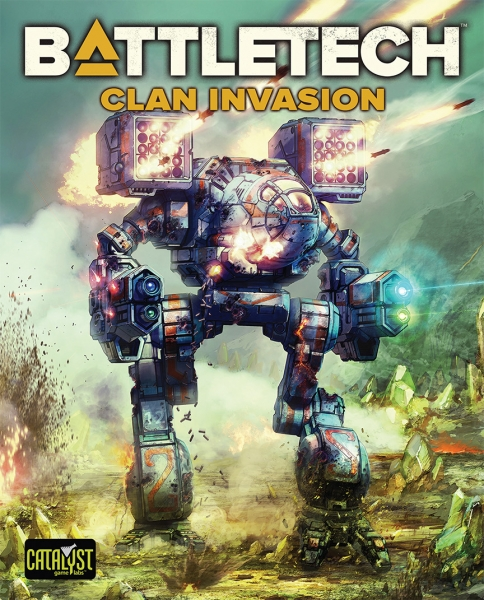 BattleTech: Clan Invasion Box