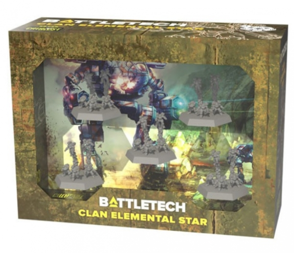 BattleTech: Miniature Force Pack - Elemental Star
