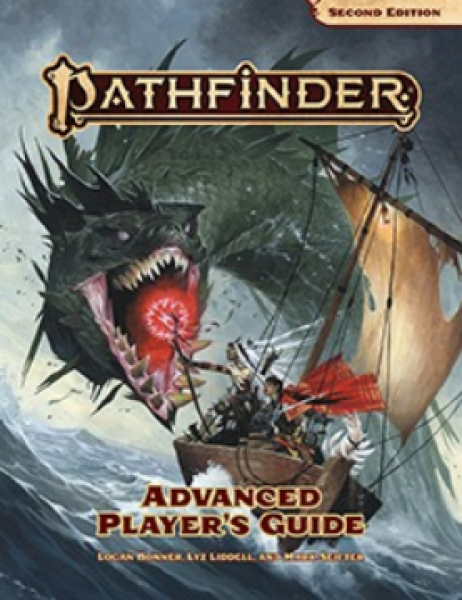 Pathfinder (P2): Advanced Player's Guide