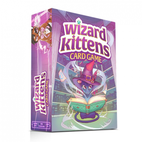 Wizard Kittens: Core Game