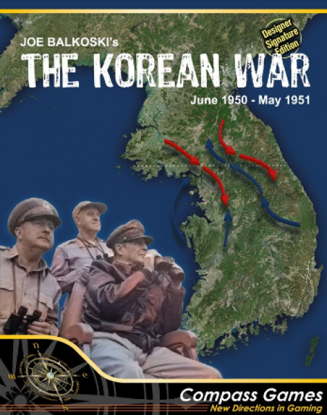The Korean War: June 1950 - May 1951 (Designer Signature Edition)