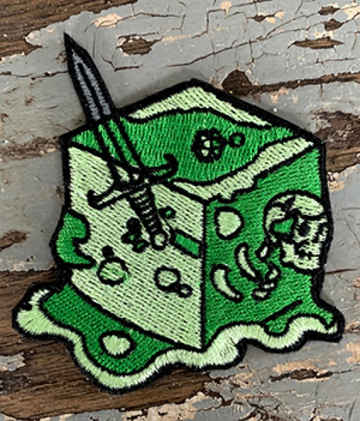 Creature Curation: Gelatinous Cube Patch