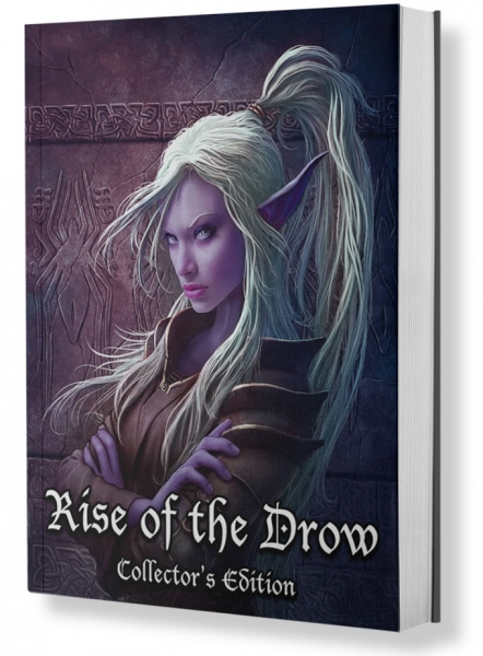 D&D 5th Edition: Rise of the Drow Collector's Edition (5E)