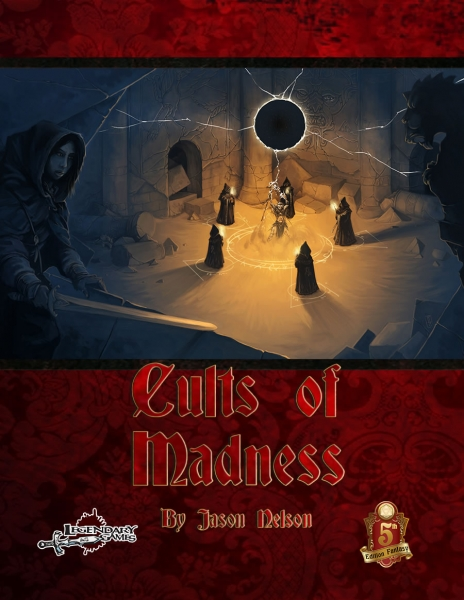 D&D 5th Edition: Cults of Madness (5E)