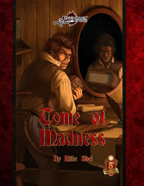 D&D 5th Edition: Tome of Madness (5E)