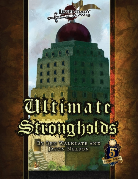 D&D 5th Edition: Ultimate Strongholds (5E)