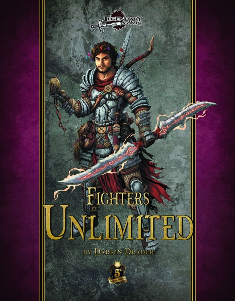 D&D 5th Edition: Fighters Unlimited (5E)