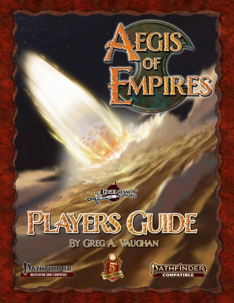 Pathfinder RPG: Aegis of Empires Player's Guide