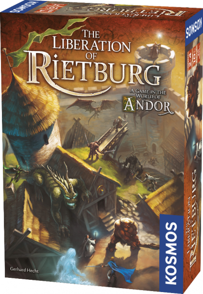 The Liberation of Rietburg - A Game in the World of Andor