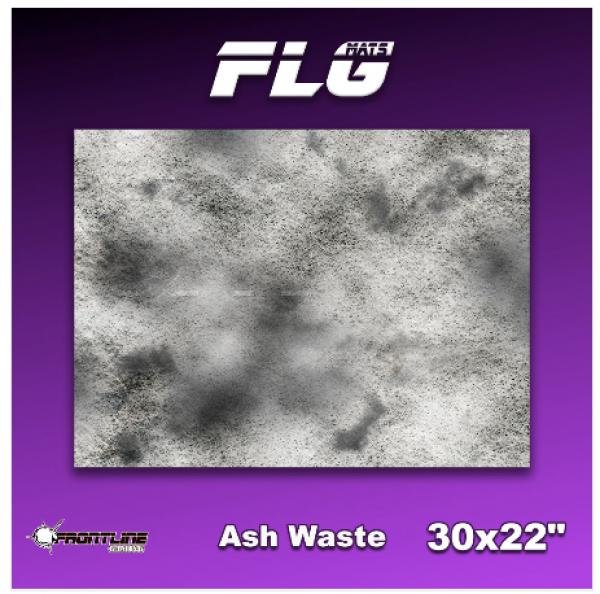 Frontline Gaming Mats: Ash Waste 30'' x 22'' (Kill Team)