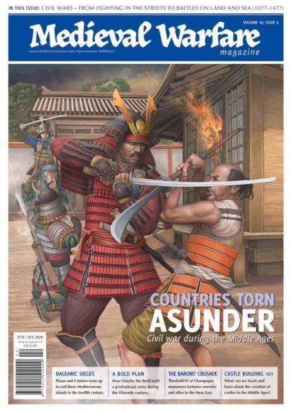 Medieval Warfare Magazine: Volume 10, Issue #2