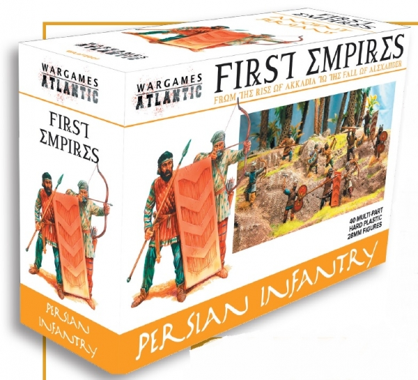 First Empires Persian Infantry