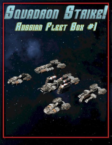 Squadron Strike! : Russian Fleet Box 1