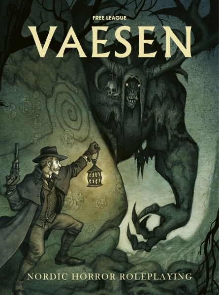 Vaesen RPG: Nordic Horror Core Rulebook