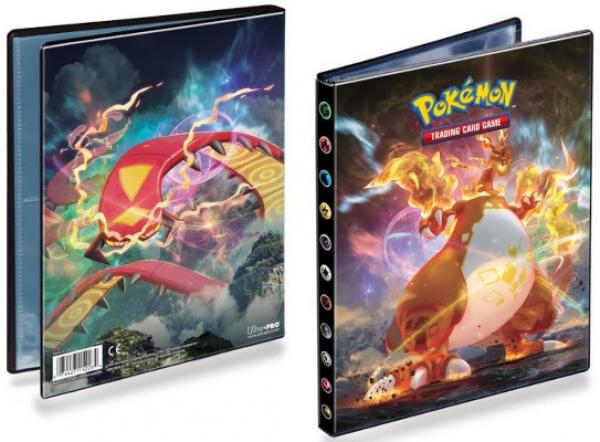 Pokemon CCG: Sword & Shield 3 4-Pocket Portfolio (1)