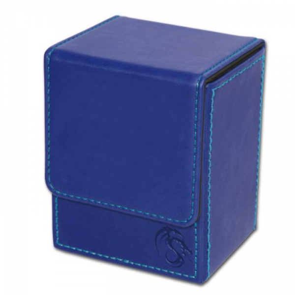 Card Game Deck Boxes: LX Deck Case - Blue