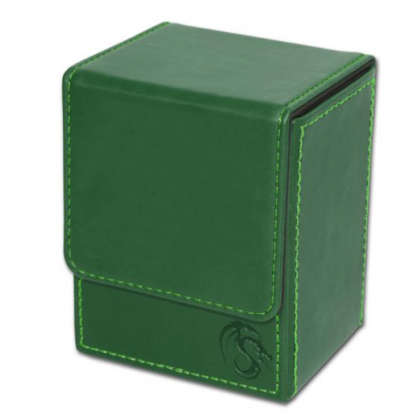 Card Game Deck Boxes: LX Deck Case - Green