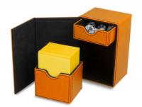 Card Game Deck Boxes: LX Deck Vault 80 - Orange