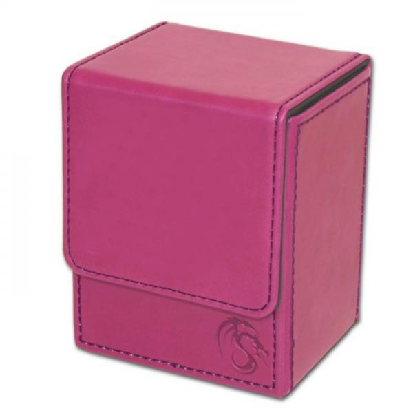 Card Game Deck Boxes: LX Deck Case - Pink
