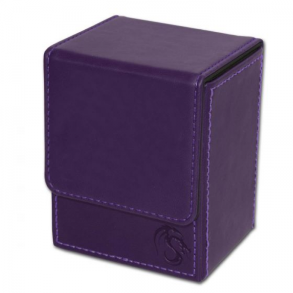 Card Game Deck Boxes: LX Deck Case - Purple