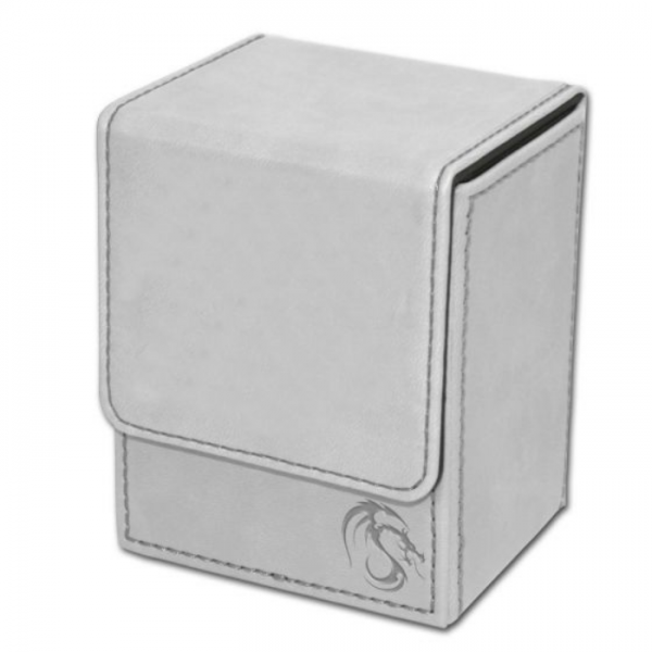 Card Game Deck Boxes: LX Deck Case - White