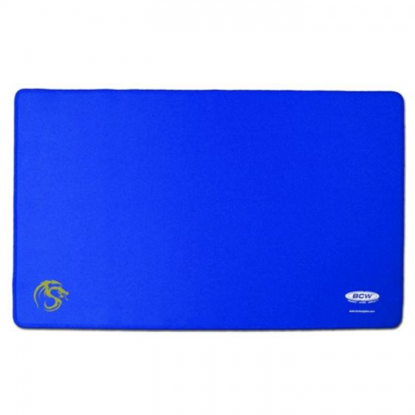 Playmat with Stitched Edging - Blue