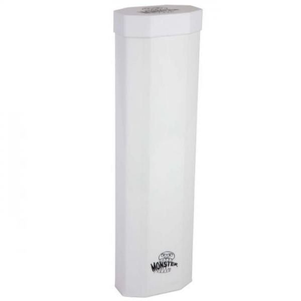 Dual Playmat Tube - Opaque White