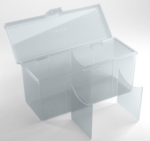 Gamegenic: Fourtress Deck Box 320+ Clear