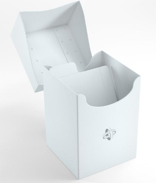 Gamegenic: Deck Holder 100+ White