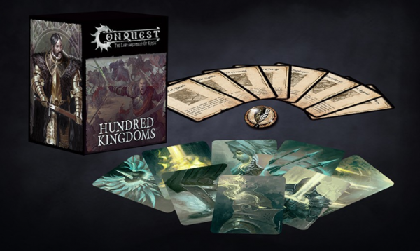 Conquest: Hundred Kingdoms - Army Support Pack