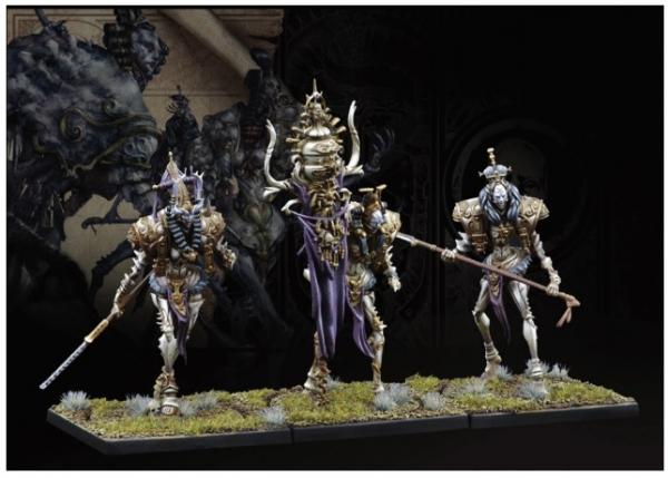 Conquest: The Spires - Avatara