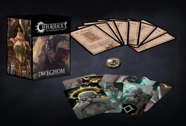 Conquest: Dweghom - Army Support Pack