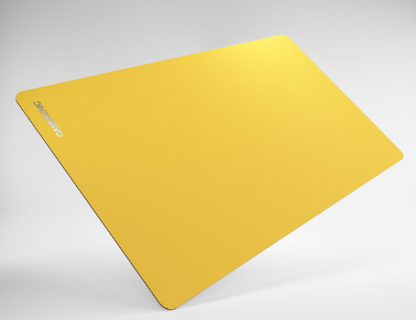 Gamegenic: Prime Playmat - Yellow