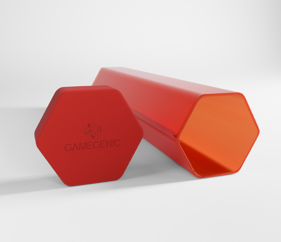 Gamegenic: Playmat Tube - Red
