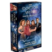 Doctor Who: Time of the Daleks Expansion - Amy Pond And Friends