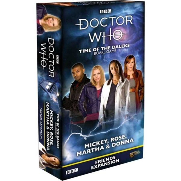 Doctor Who: Time of the Daleks Expansion - Rose Tyler and Friends