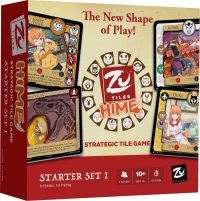 ZU Tiles: Hime, Starter Set 1, First Printing