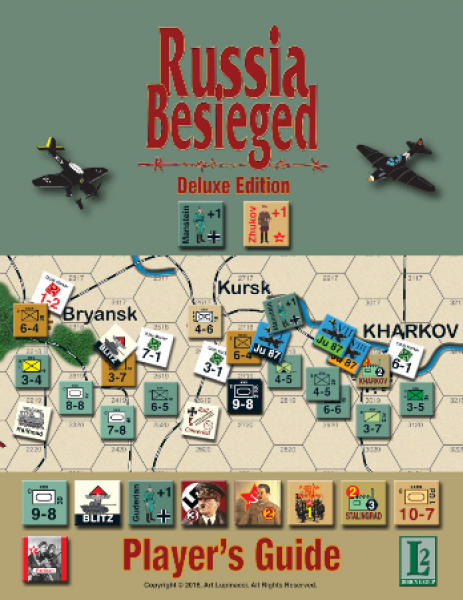 Russia Besieged: Players Guide (Magazine)