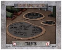 Battlefield in a Box: Tar Pits (2) 30mm